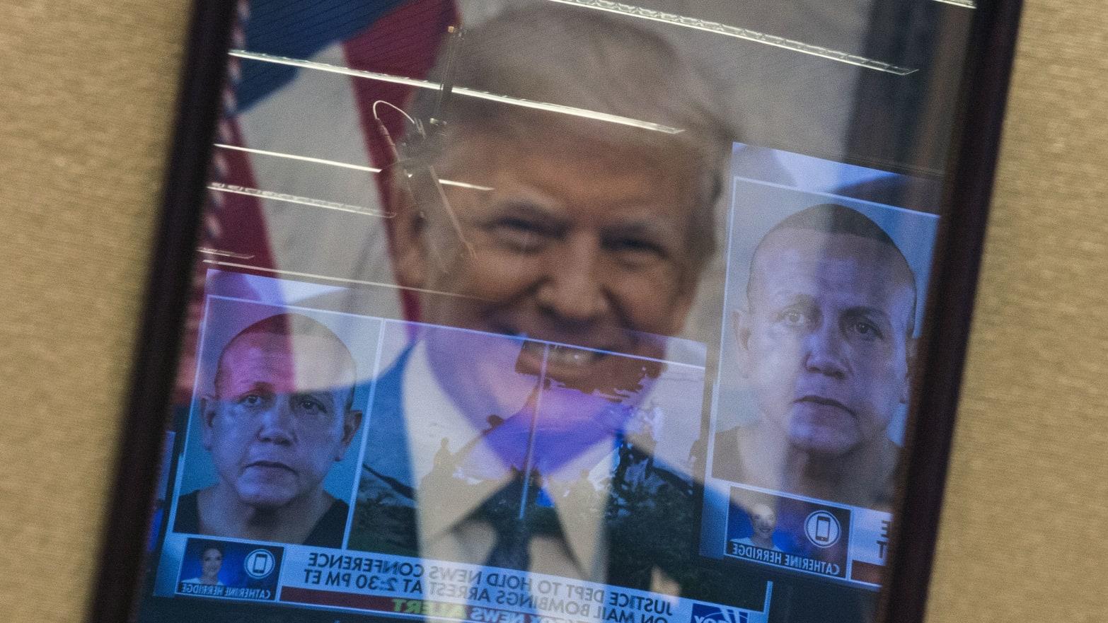 MAGA Bomber Cesar Sayoc's Lawyers Blame Trump, Sean Hannity for His Radicalization