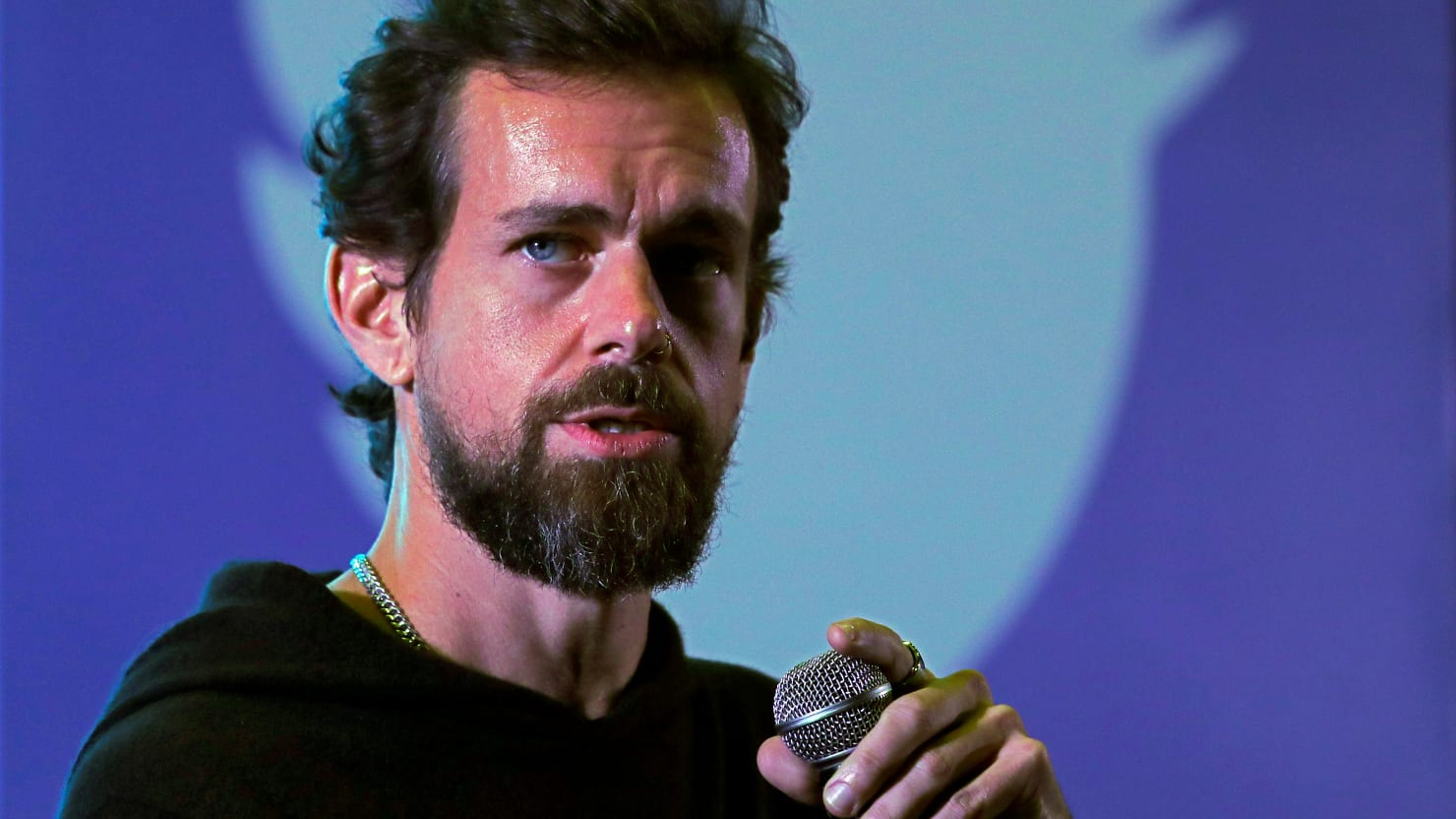 Twitter CEO Jack Dorsey Has Closed-Door Meeting With Trump