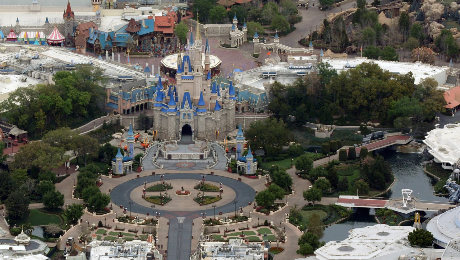 Disney World Re-Opens with Short Lines and Scared Staff, as Florida COVID-19 Cases Spike