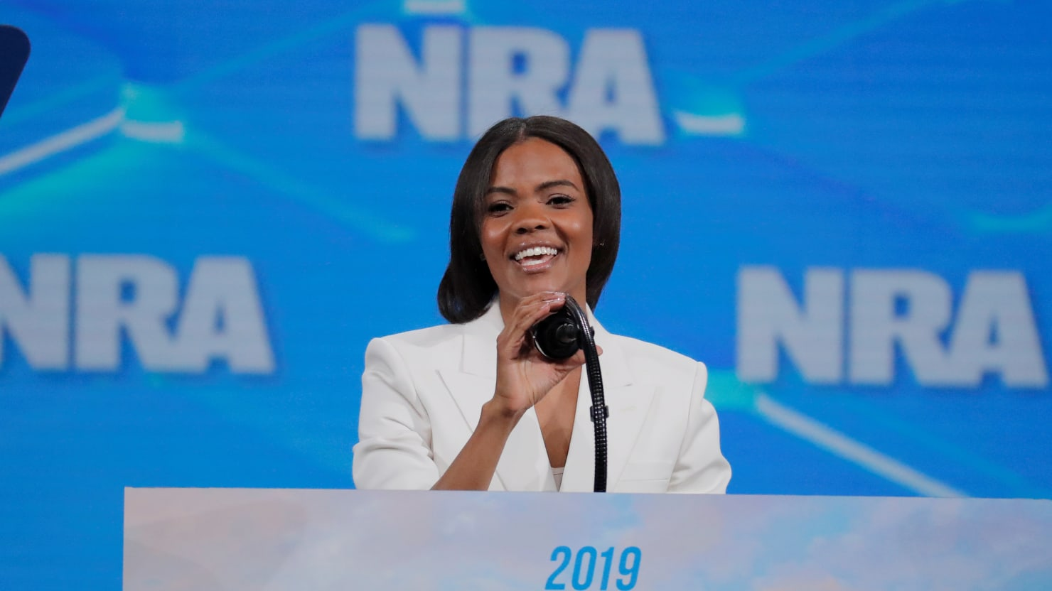 Candace Owens Is a Willing Tool of Republican Racists