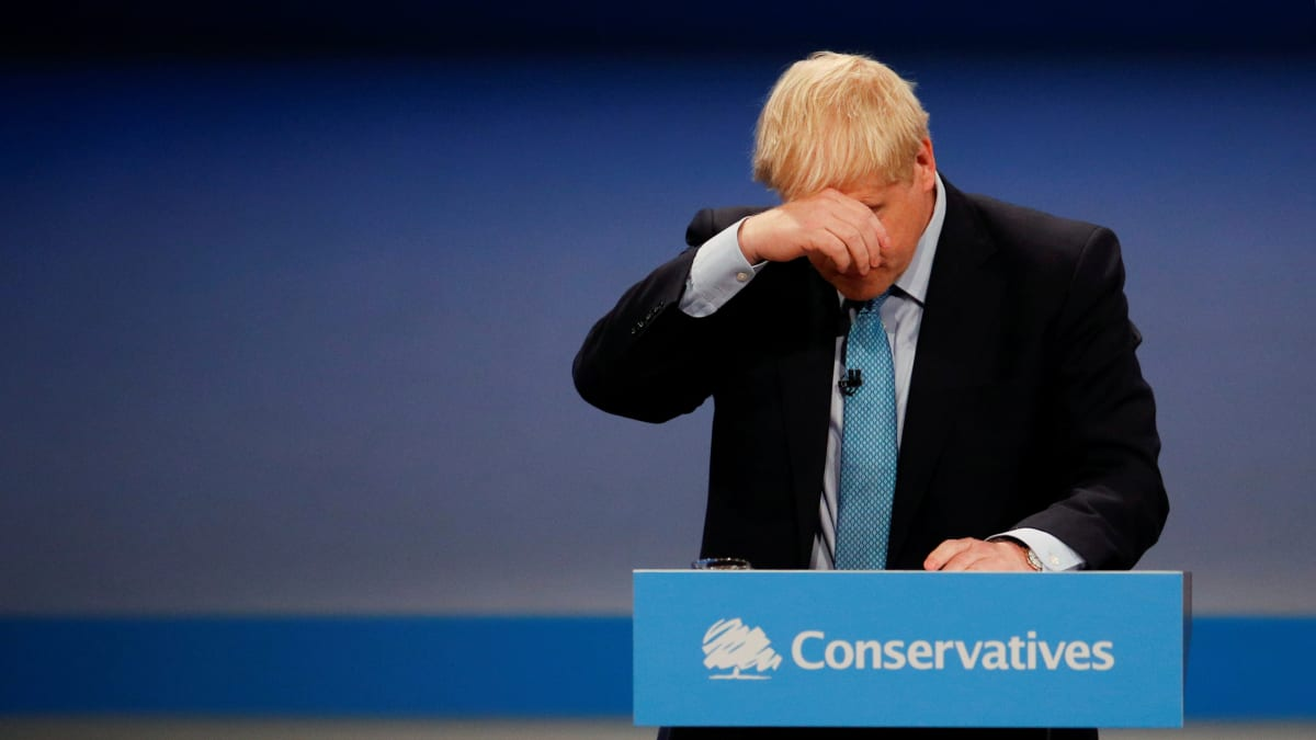 Boris Johnson Loses Control as Parliament Rejects Brexit Exit Plan