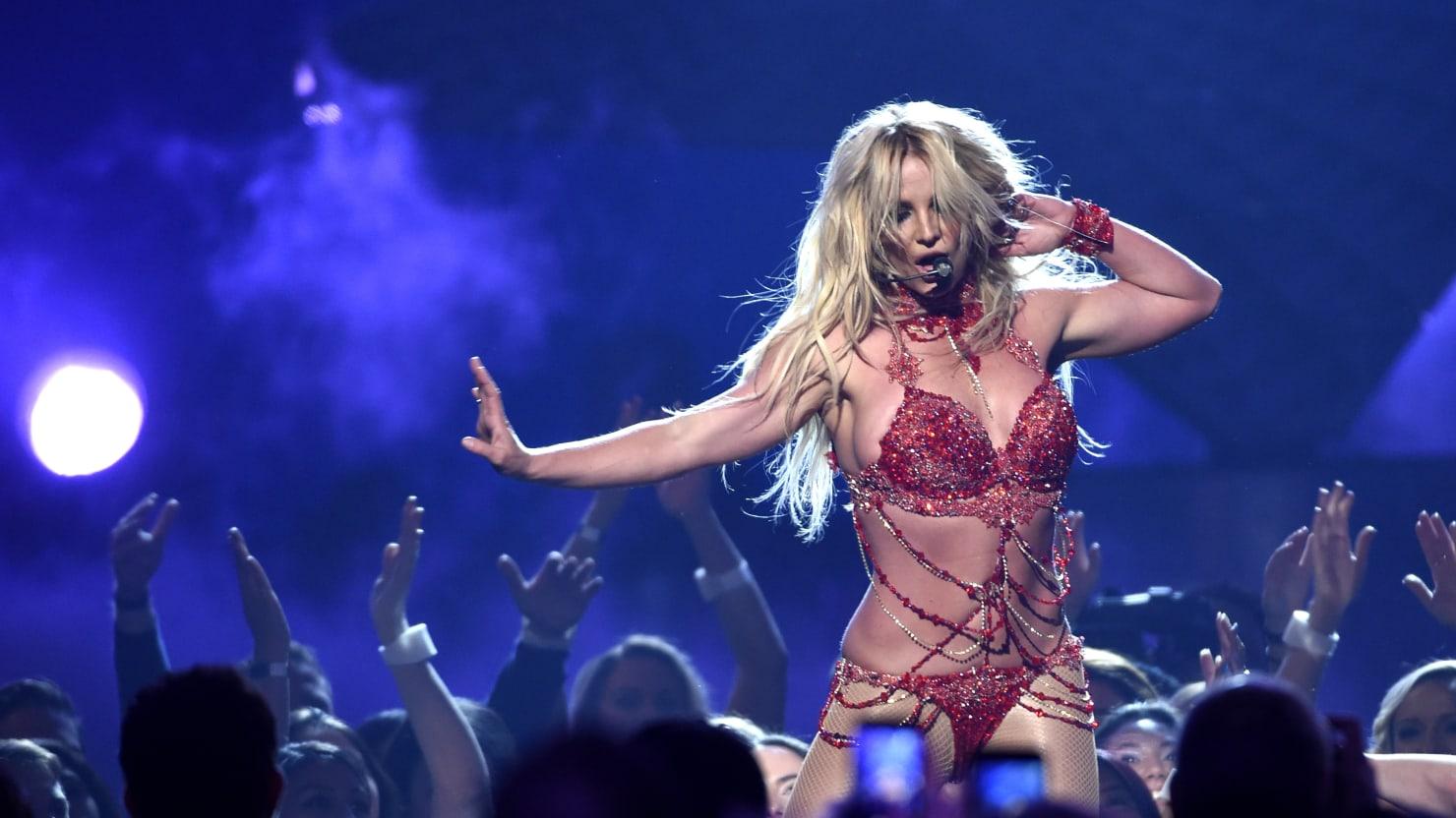 image Britney spears work bitch