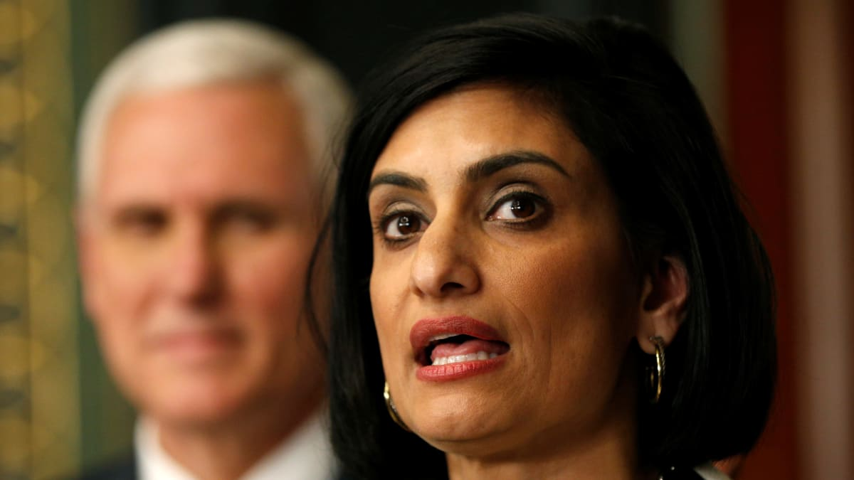 Medicare Chief Seema Verma Tried to Have Taxpayers Reimburse $47K Worth of Stolen Jewelry and Clothes: Report