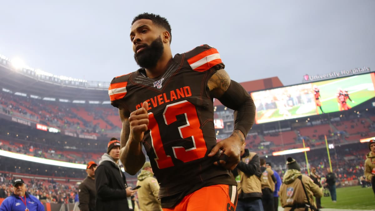 Cleveland Browns' Odell Beckham Jr. Says He's Being Singled Out for Drug Tests
