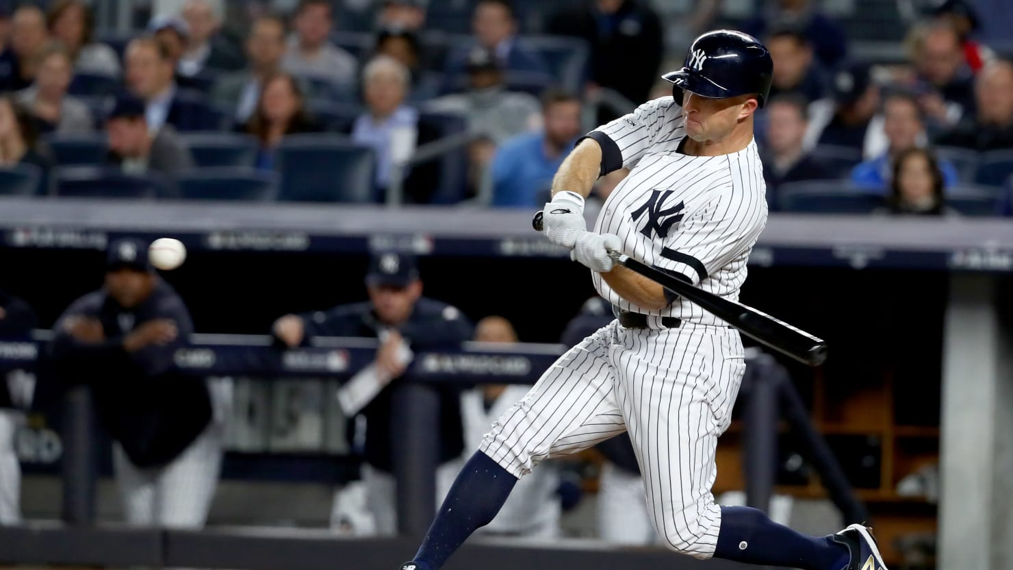 Yankees' Brett Gardner Seeks Protection Order Against Obsessed Fan