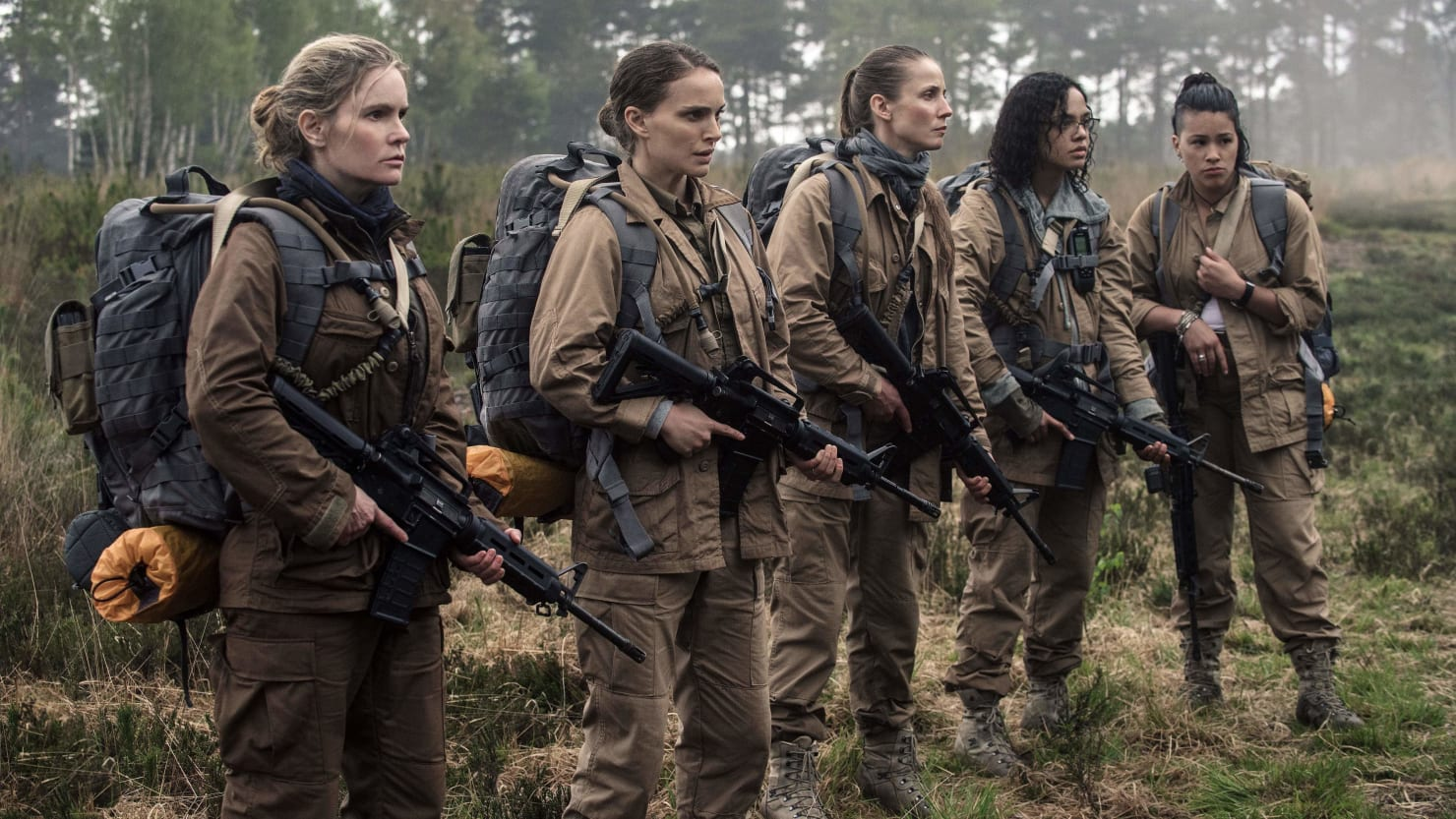 'Annihilation' Is Mind-Blowing, and the Best Sci-Fi Film in Years