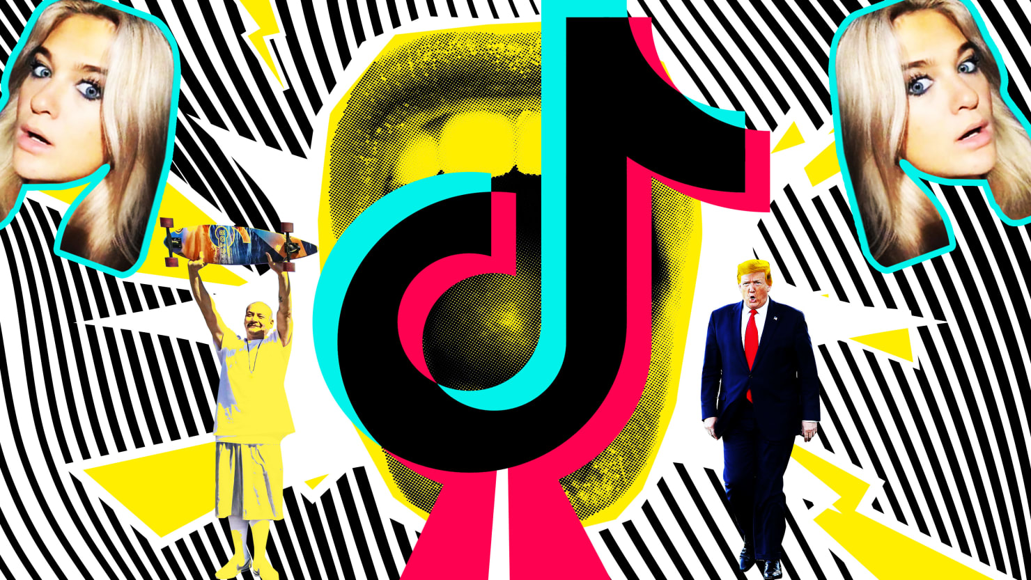 The Year TikTok Took Over the World—and Drove Trump Mad