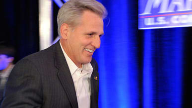 Kevin McCarthy Speaks Out on House Republican Regime Change