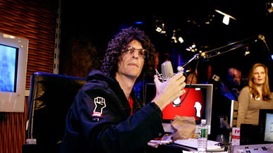 Howard Stern S Sirius Deal The 400 Million Contract