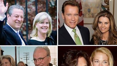 Arnold Schwarzenegger and Maria Shriver: Behind Their Separation