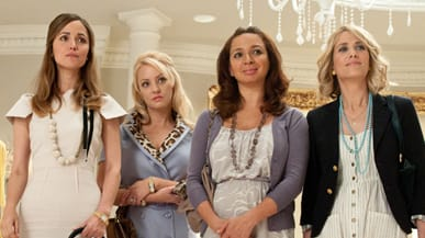 Judd Apatow\'s \'Bridesmaids\' Is a Bawdy Bromance