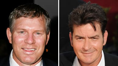 Charlie Sheen and Lenny Dykstra: Dysfunctional BFFs