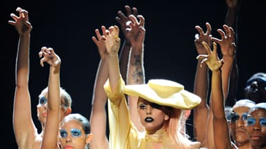 Lady Gaga's New Single, Born This Way, Makes Gays Turn on Her