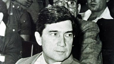 IMG LUIS POSADA CARRILES, Cuban Exile Militant and Central Intelligence Agency (CIA) Agent
