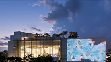 New World Center Opens In Miami Beach