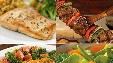 25 healthiest restaurant meals from chili s to applebee s