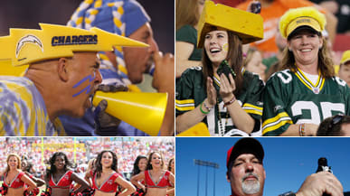 b54bfc6bb NFL Fans  From Cowboys to Packers