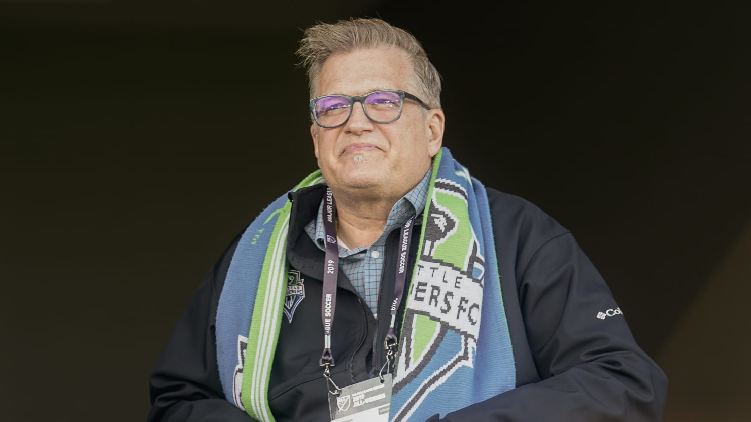 Comedian Drew Carey on Ex-Fiancee Amie Harwick's Death: 'I Am Overcome With Grief'