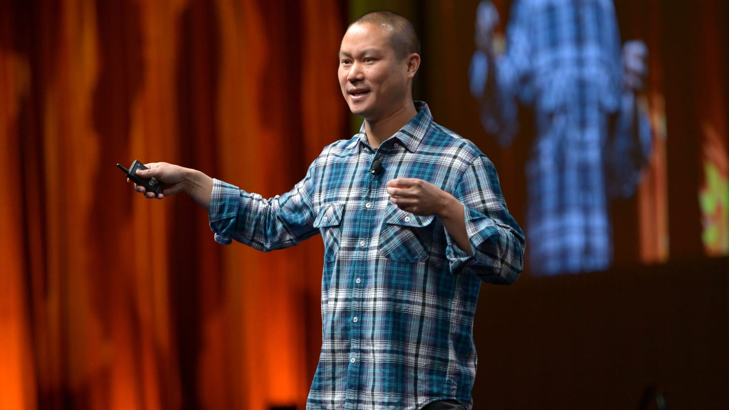 Tony Hsieh Developed Fire Obsession, Tried Starving Himself of Oxygen in Final Months: WSJ