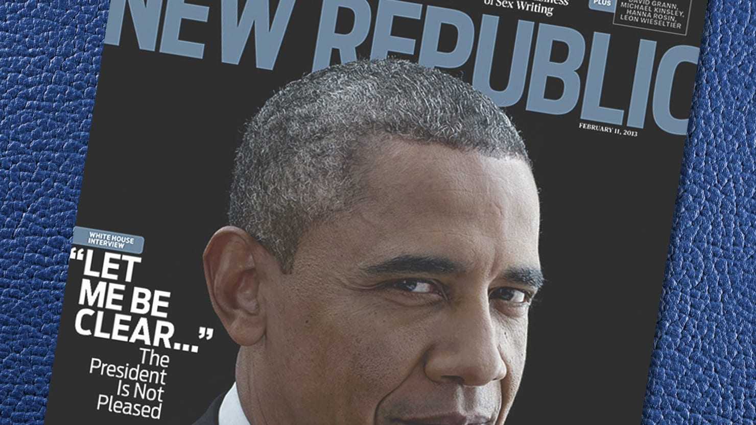 The New Republic   Digital Magazine Subscription   Flipster