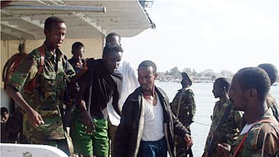 Somali Pirates Release Kidnapped Brits