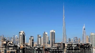 Abu Dhabi Bails Out Dubai for $10B