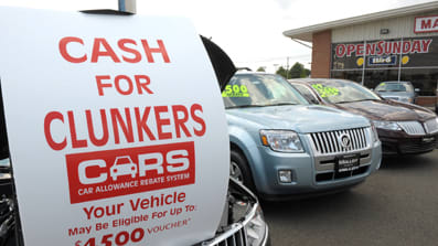 Cash For Clunkers Goes Broke