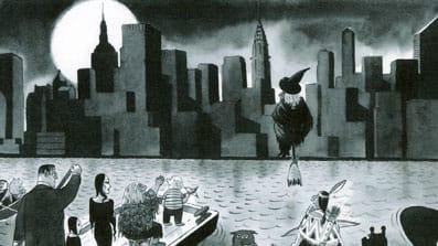 Charles Addams New York