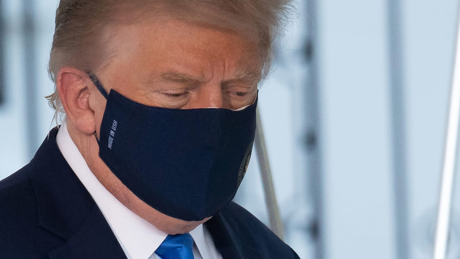 What We Know About the Experimental Drug Trump Took for COVID-19