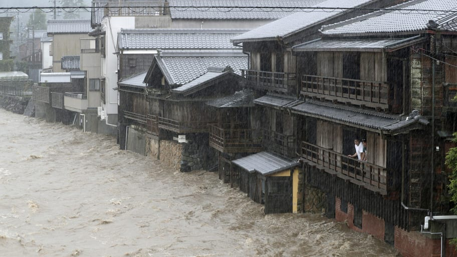 6 million evacuated in japan