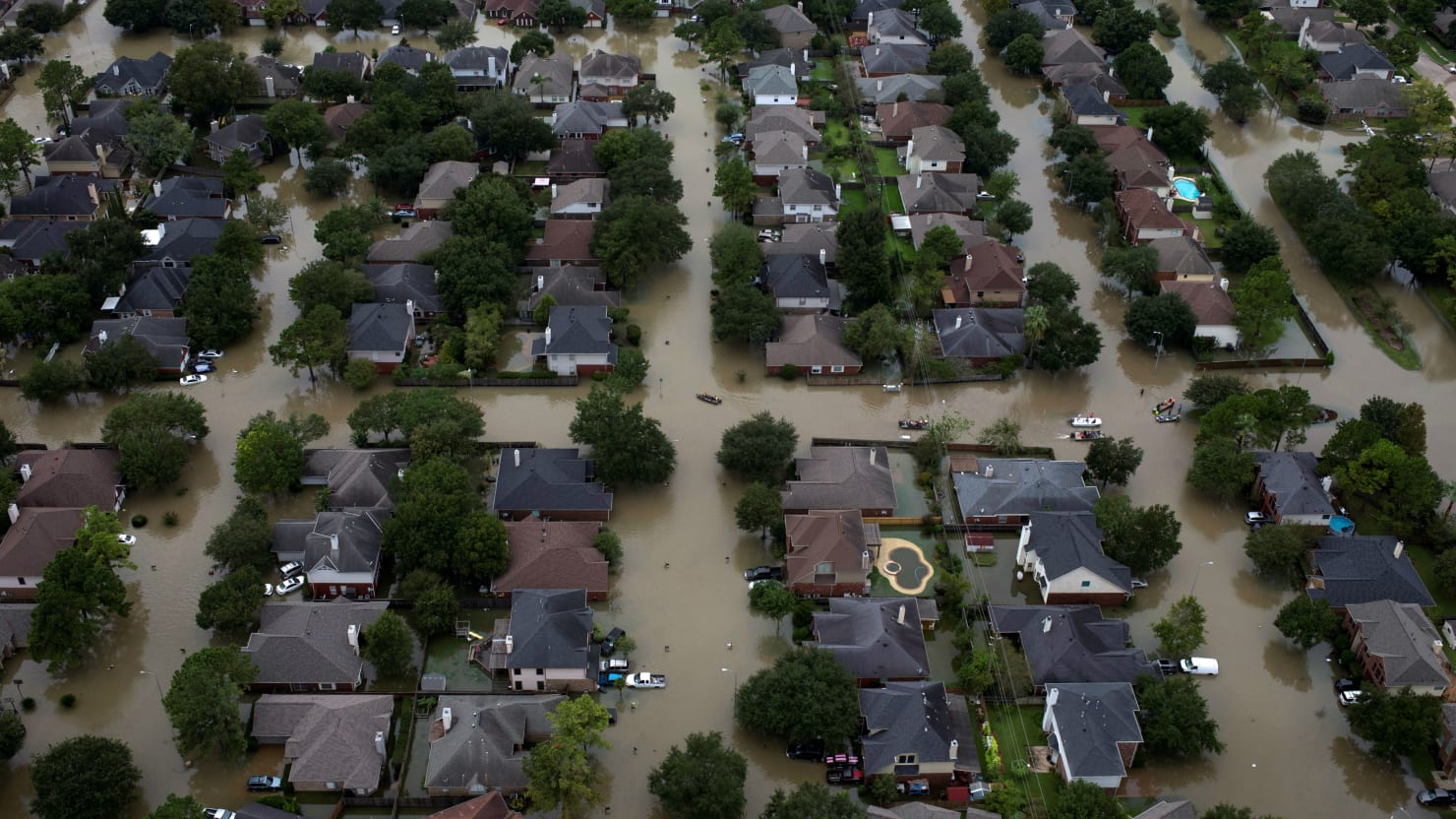 Extreme Weather Has Cost U.S. Taxpayers $350 Billion