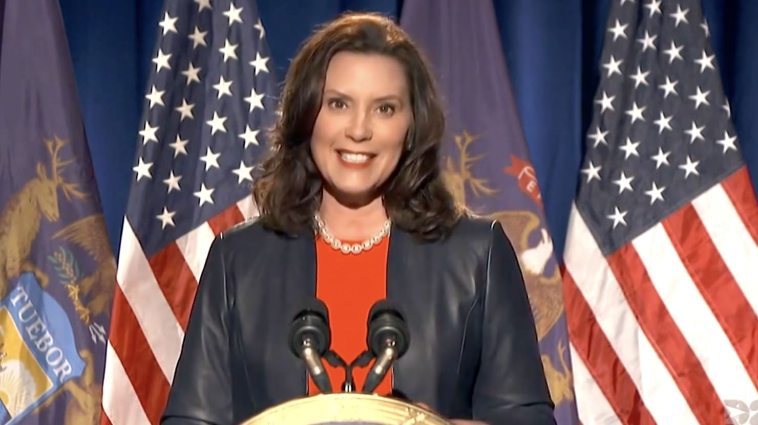 Feds Bust Militia Plot to Kidnap Michigan Gov. Gretchen Whitmer