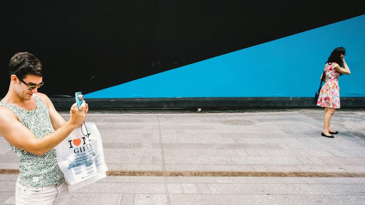 Jonathan Higbee's Photographs Turn New York's Happy Accidents Into Art