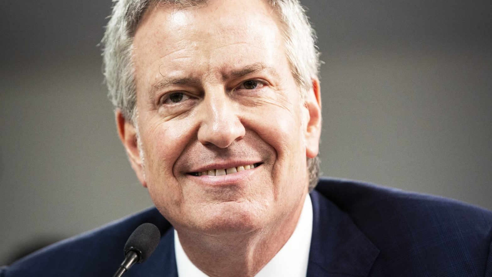 Bernie's Former Chief Strategist Tad Devine Talks to Bill de Blasio About 2020 Run
