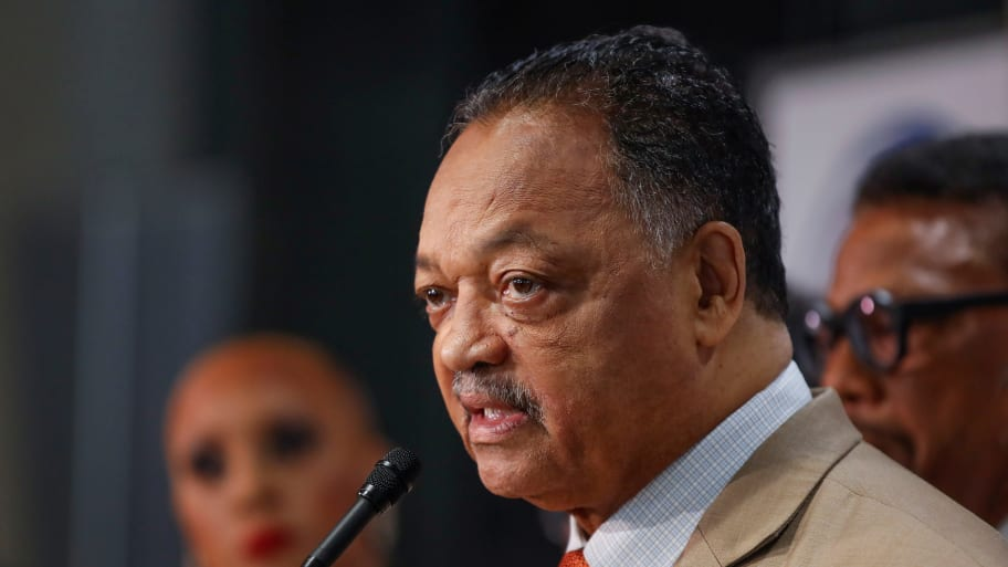 Rev. Jesse Jackson Sends Letter to Trump Seeking Pardon for Former Illinois Gov. Rod Blagojevich