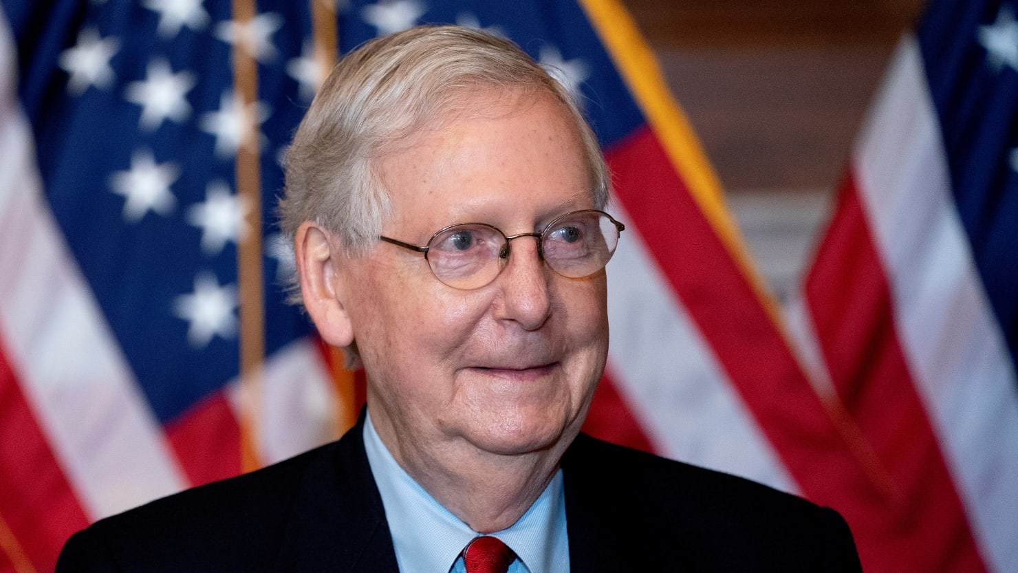 McConnell and Trump Plotted Barrett Nomination on the Night Ginsburg Died, Says Report