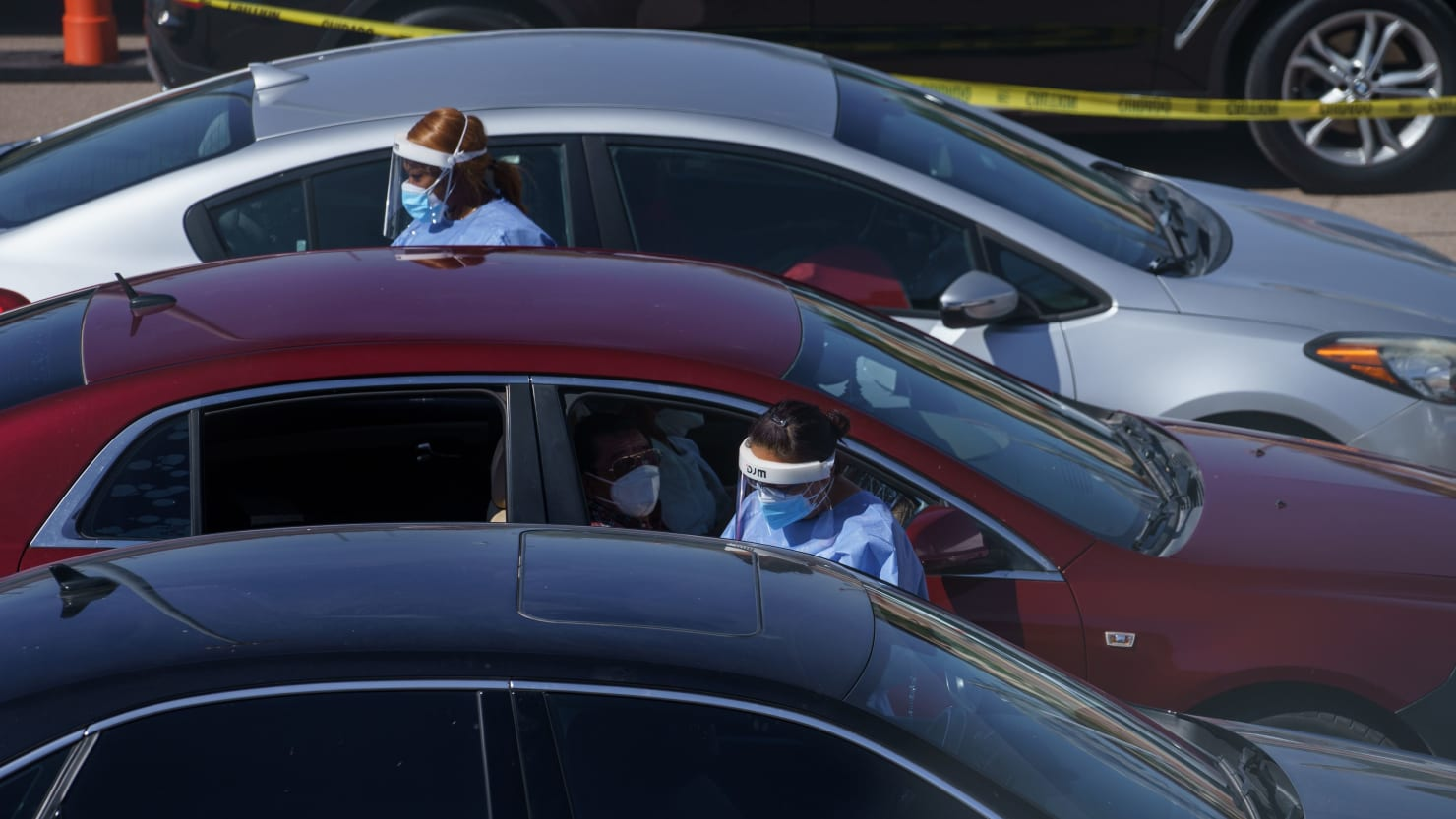 U.S. Had 85,000 New COVID-19 Cases on Friday, Most Since Pandemic Started
