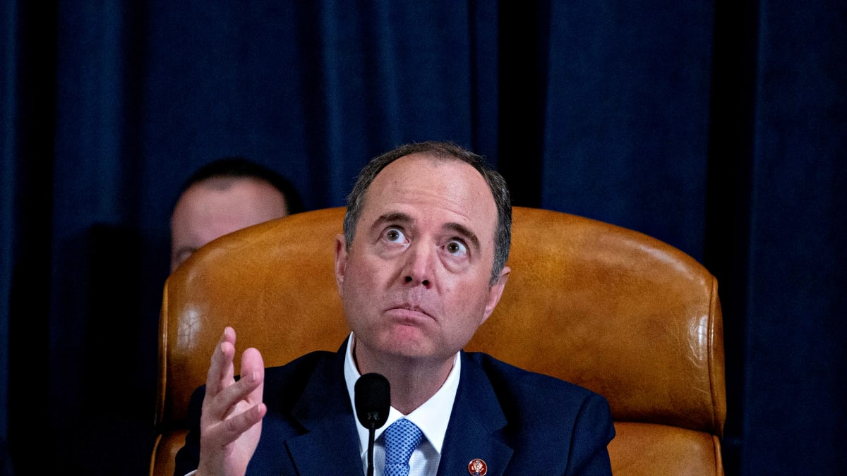 Adam Schiff: No, We Didn't Subpoena John Solomon's Phone Records