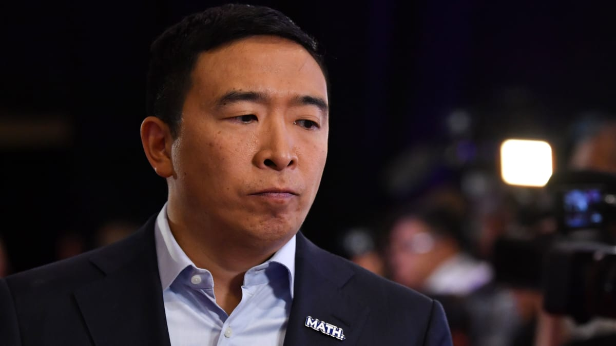 Andrew Yang: Impeachment May Not Be 'Successful'
