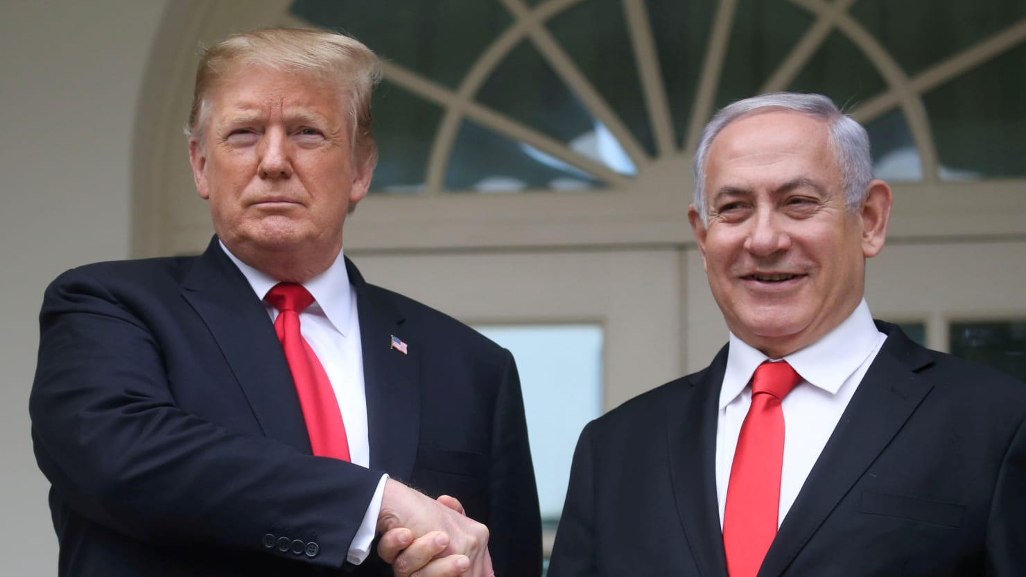 Netanyahu Wants to Name Golan Heights Town After Trump