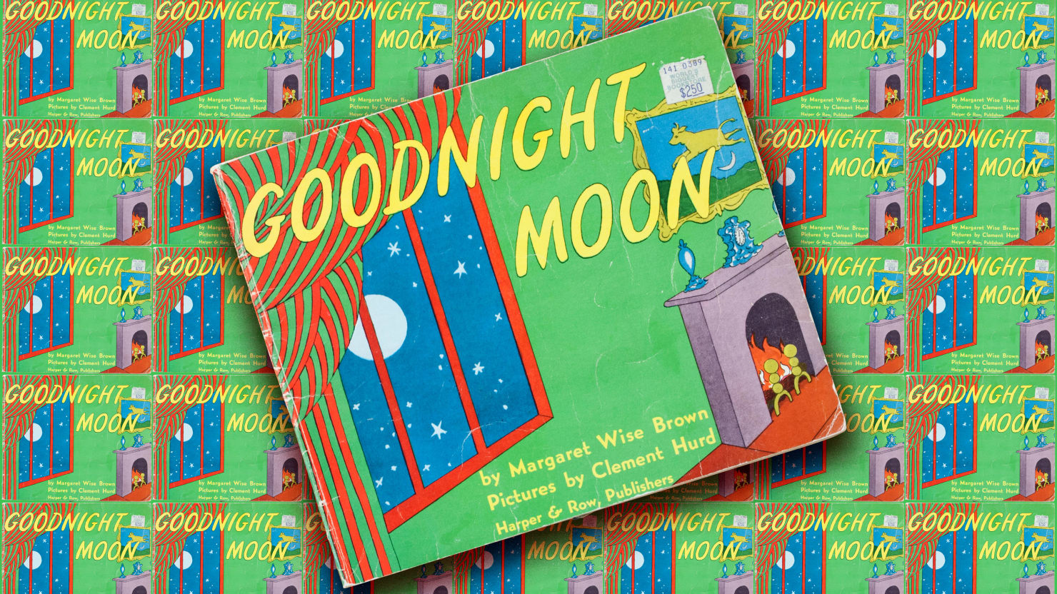 We've Been Saying Goodnight to That Moon for 70 Years