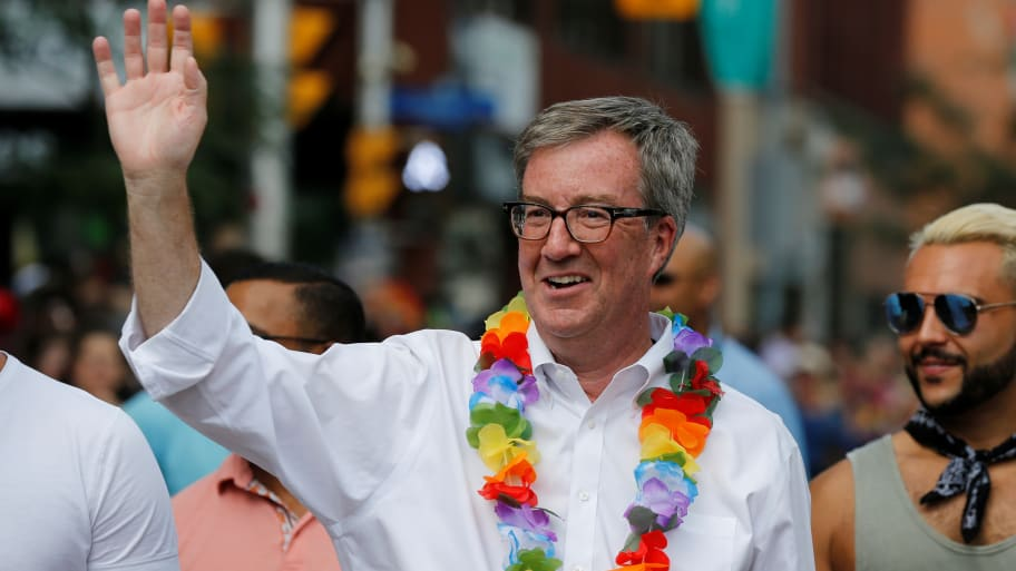 Ottawa Mayor Jim Watson Comes Out as Gay Ahead of Pride Week