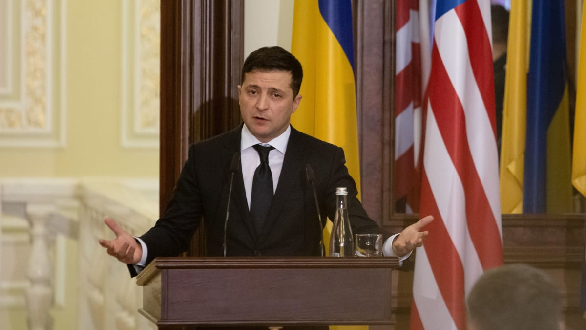 Zelensky to Trump: Stop Saying My Country Is Corrupt