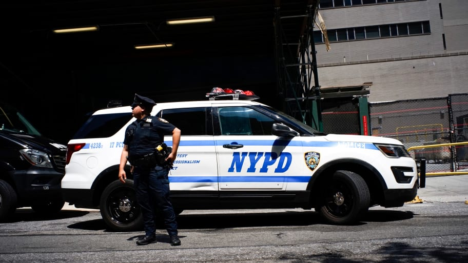 Eighth NYPD officer suicide