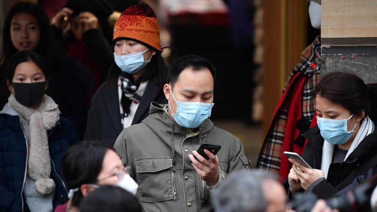 Coronavirus Death Toll in China Jumps to 41