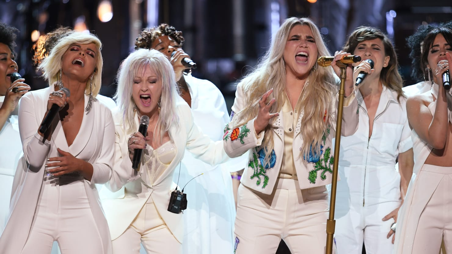 The Grammys and Kesha Highlight Just How Much the Music Industry Has Ignored #MeToo