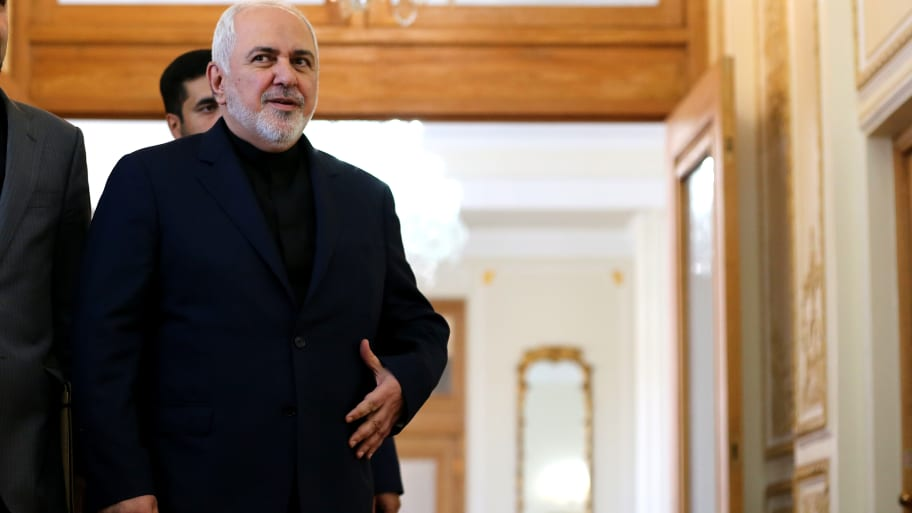 Iran's Foreign Minister Mohammad Javad Zarif: 'I'm Not Confident That We Can Avoid a War'
