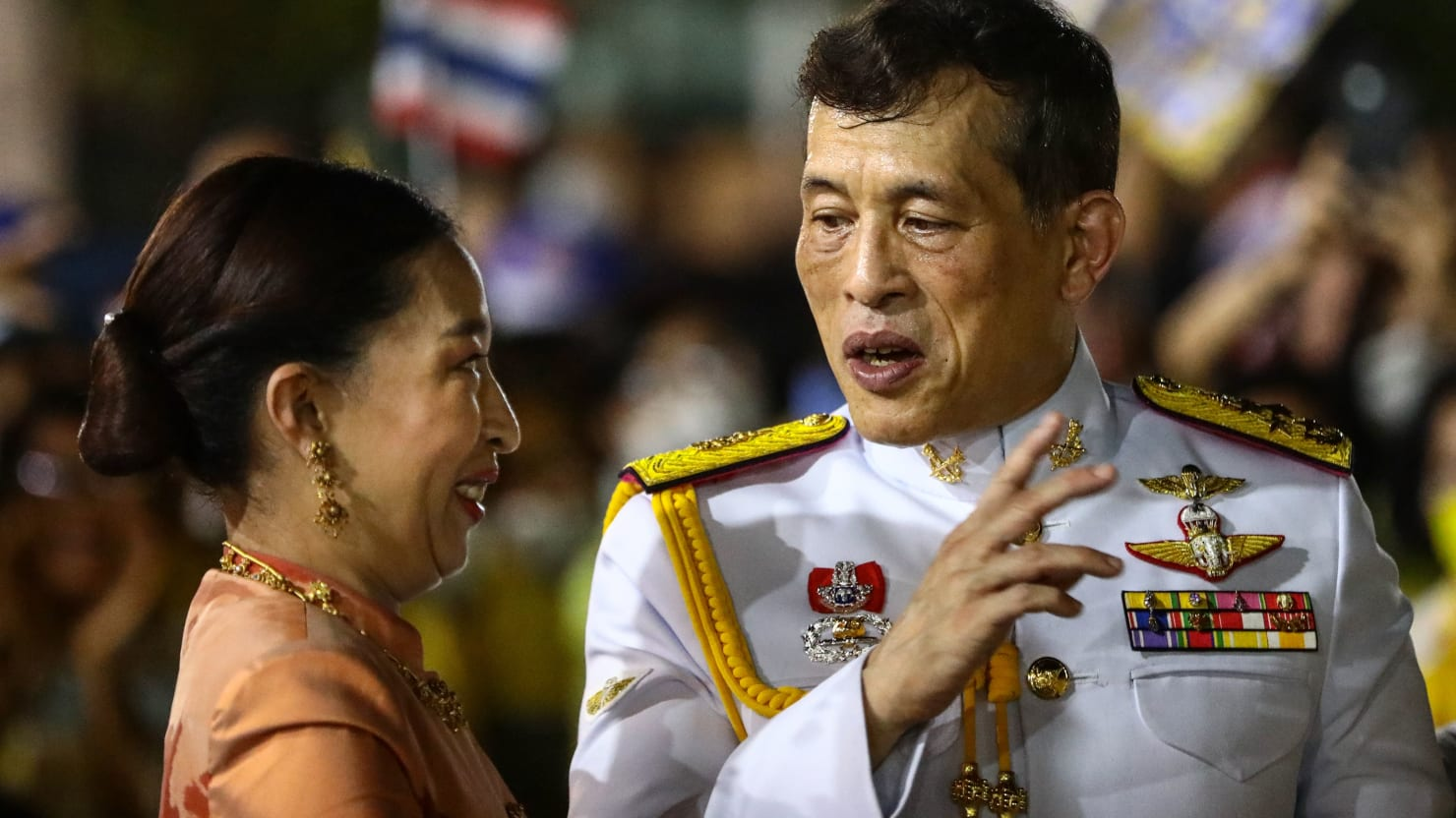 King of Thailand Reportedly Accused of Breaking Sister's Ankles After She Questions Plan to Name Second Queen