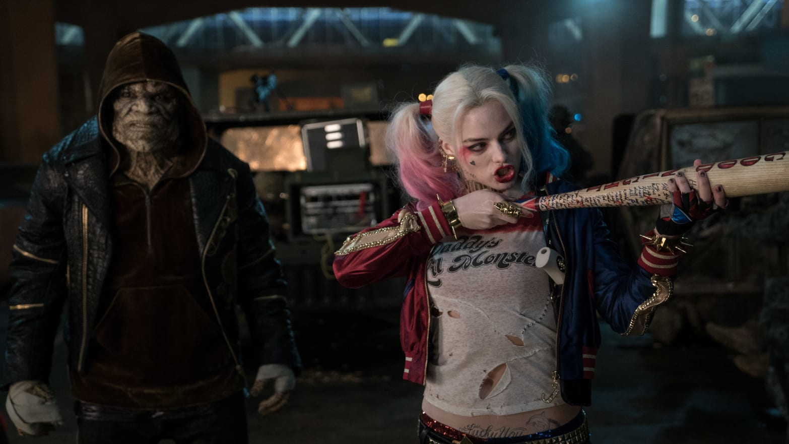 a6ba45ee0 Suicide Squad' Review: Harley Quinn's Big-Screen Debut Is a Dizzying ...