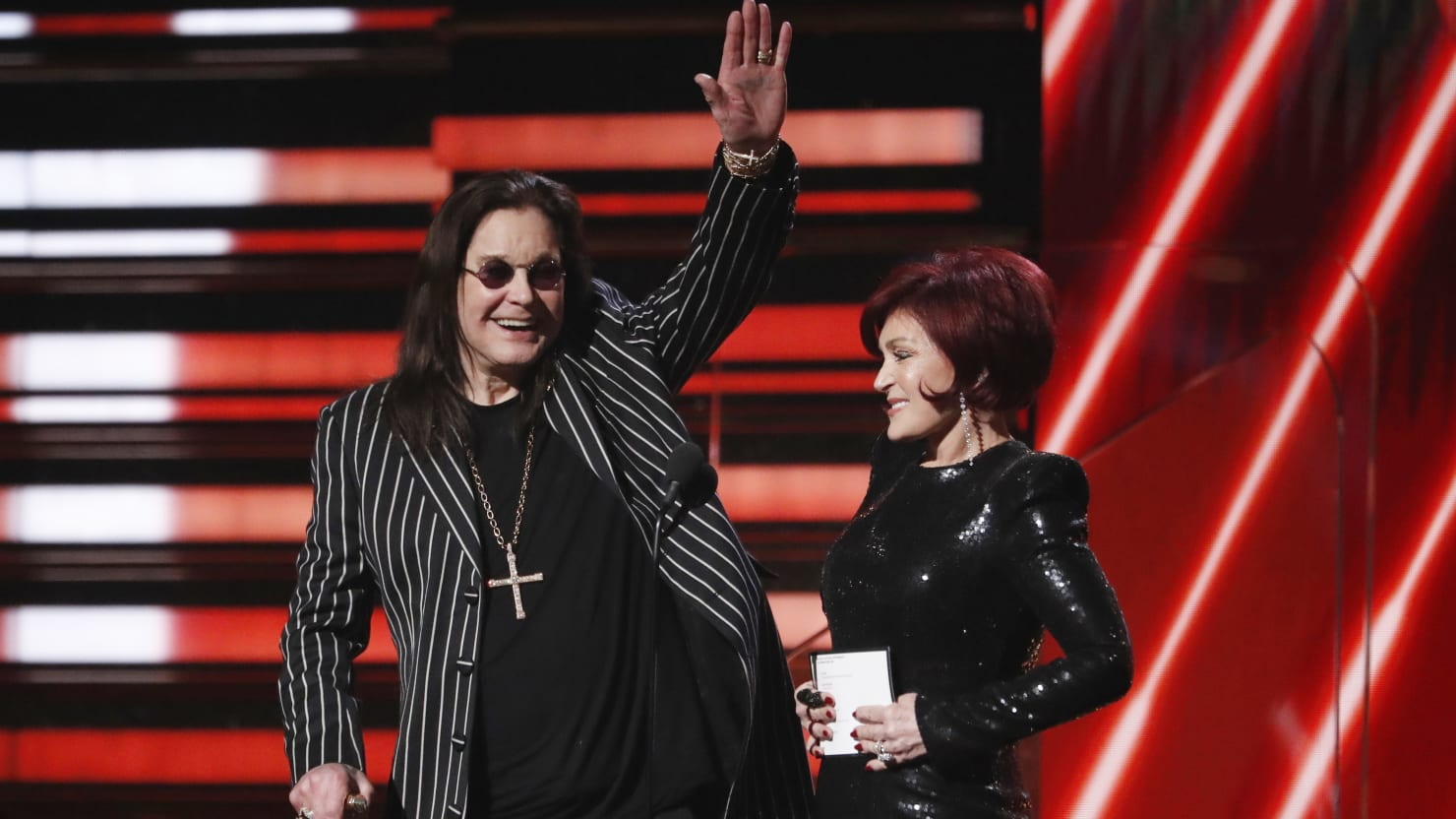 Ozzy Osbourne Pulls North American Tour to Have Parkinson's Treatment